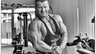 Александр Яшанькин - Тренировка плеч