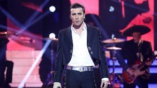 Blas Cantó imita a Alejandro Fernández - Tu Cara Me Suena