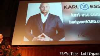 Karl Ess - Der vegane Egoist - Q&A - VEGAN PLANET - WIEN 2015