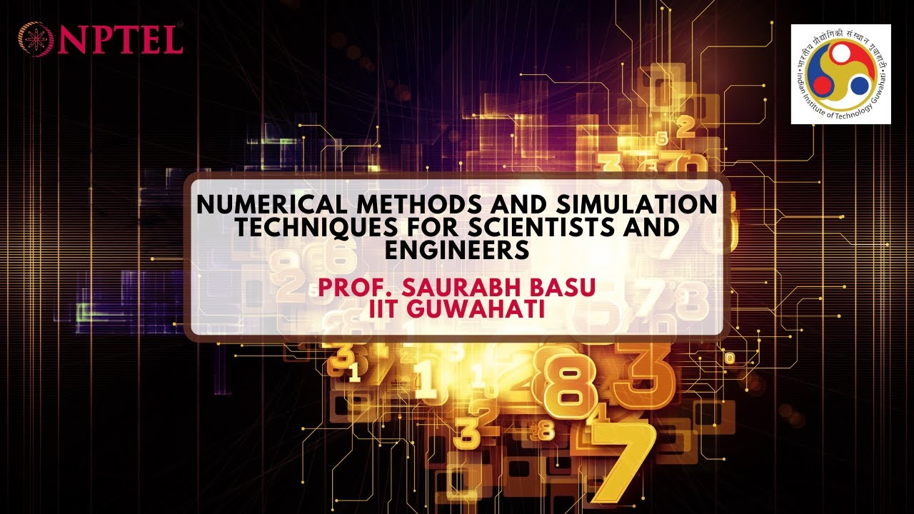 Numerical Methods And Simulation Techniques for Scientists
