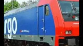 lokomotywy elektryczne rodziny Traxx