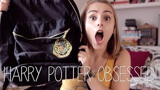 My Harry Potter Collection | Hannah Witton