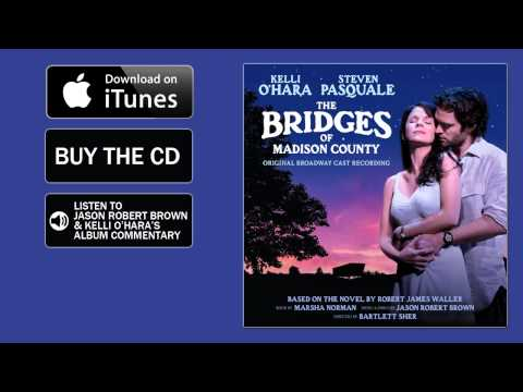 BRIDGES OF MADISON COUNTY Cast Album - Something From a Dream