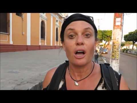 Walking Tour of Granada City in Nicaragua