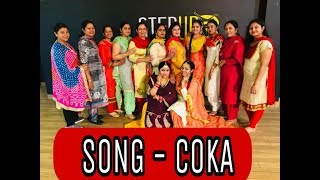 Coka #Sukhe Easy Dance choreography by Step Up Dance Studio