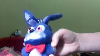 Обзор плюшовых игрушек фнаф