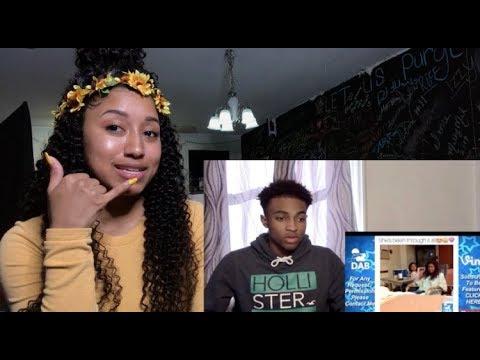 People Reacting To My Glow Up... LOL (He Said I Wasn't Cute Smh) | Klaiyi Hair