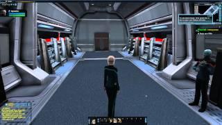 прохождение Star Trek Online серия 1 (первый взгляд)