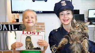 Марго и полицейский расследуют тайную жизнь домашних животных