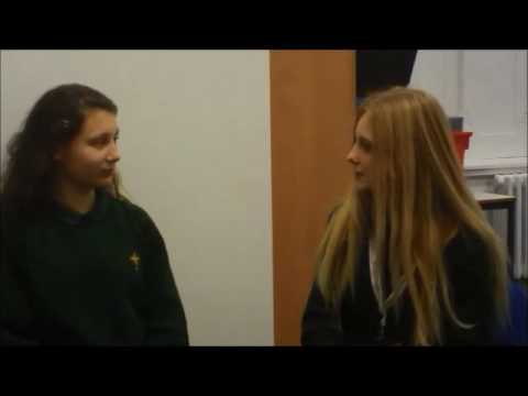 Interview with a future sports star by Cardinal Newman Catholic School