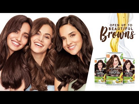 Garnier Color Naturals- Open Up To Browns