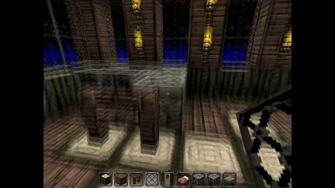 Minecraft Cooles Haus Bauen Garten YouTube - Minecraft haus mit garten bauen