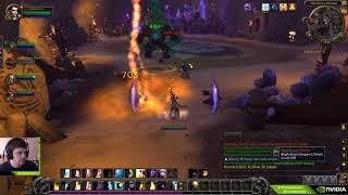 WSPINACZKA PO DACHACH - World of Warcraft / 30.07.2018 (#5)