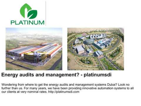 Energy management services - platinumsdi