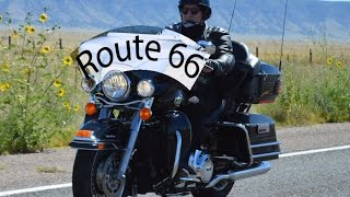 Road Trip USA with Harley Davidson, Route 66 Teil 1 (HD - German/Deutsch)