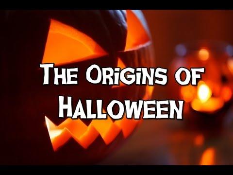 the origins of halloween original version youtube