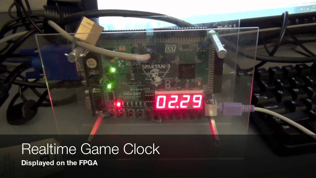 EC551 Advanced Digital Design with Verilog and FPGAs - Final Projects