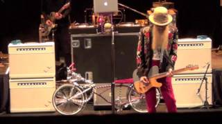 Billy Gibbons and the BFG's @ The Wilbur Theater ,Boston, 2-3-16 PICKING UP CHICKS ON DOWLING STREET