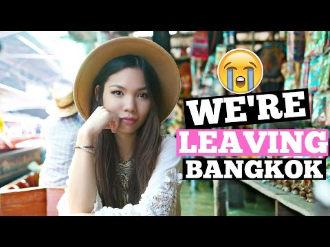 WE'RE LEAVING BANGKOK!!! | Thailand Day 4