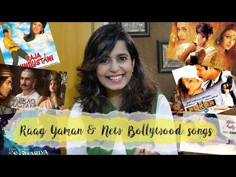 Raag Yaman and New Bollywood Songs! (available with English Subtitles)