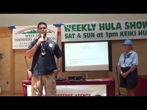 Disaster  Preparedness - Part 5 - Maui Police Department