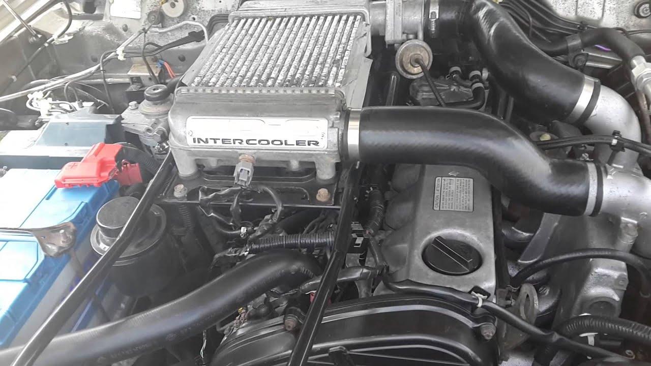 Nissan Patrol 2.8 diesel 129hp - YouTube