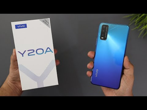 vivo Y20A Unboxing And Review I Hindi