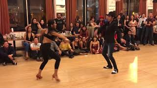 LUCAS & AILEEN SALSA DANCE @ THE GRANADAS LA BEST SOCIAL DANCERS COMPETITION 2018