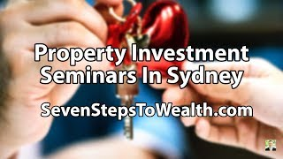 Property Investment Seminars Sydney