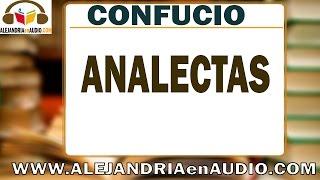 Analectas. Textos Sagrados - Confucio |ALEJANDRIAenAUDIO