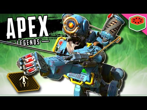 What 1000 Hours Of Pathfinder Looks Like   Apex Legends