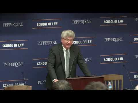 Pepperdine Law Review Symposium: Opening Address, Michael McConnell