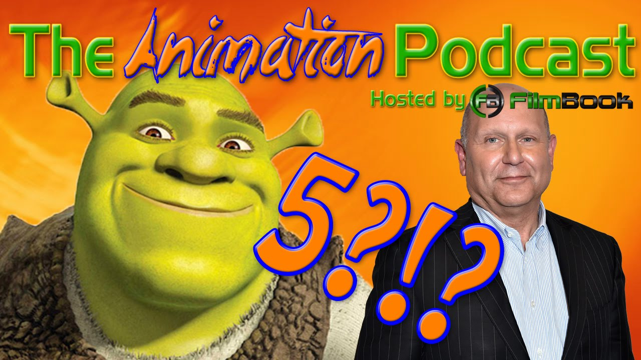 Cartoon Shrek 5 2019 14