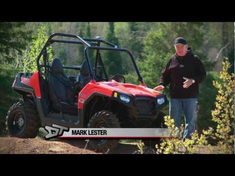 UTV Test Ride: 2012 Polaris RZR 570