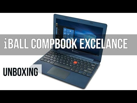 iBall CompBook Excelance Laptop Unboxing | Digit.in