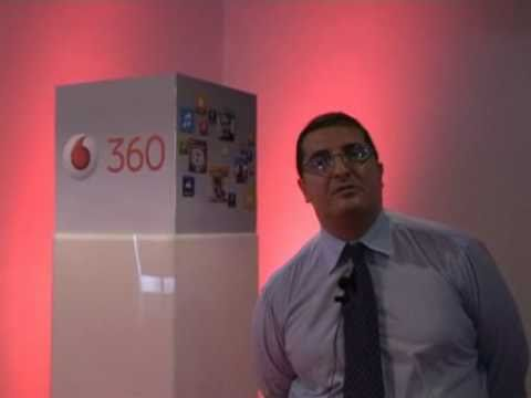 Vodafone 360: linux, application store, nuova interfaccia 3D - TVtech