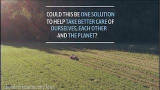 Growing Abundance: A Solution for the World (Teaser)
