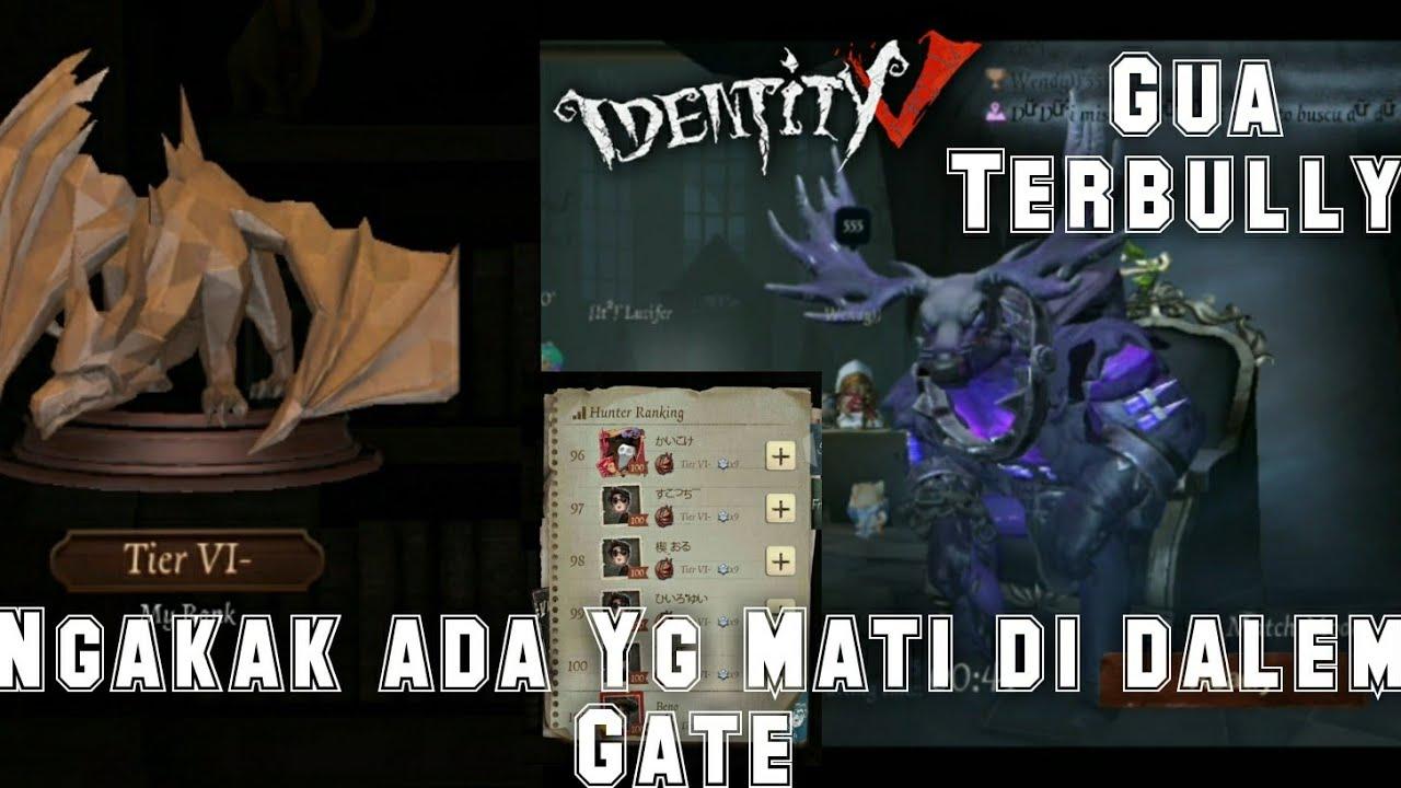 (Identity V) GAMEPLAY Bane Di Tier Dragon Tanpa One Hit Kill