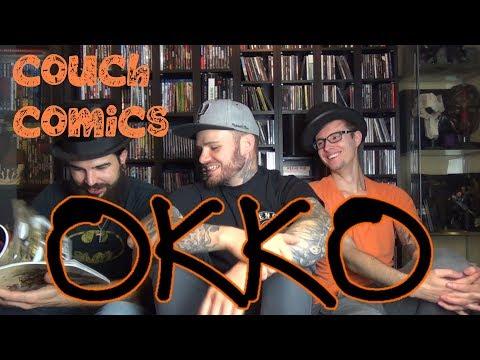 """OKKO -  Die Komplette Reihe / HUB / Mit unserem Gast """"Nike"""" / Comic Talk / Couch Comics"""
