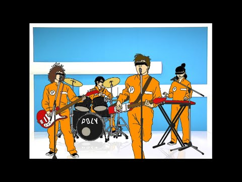 POLYSICS『Electric Surfin' Go Go』
