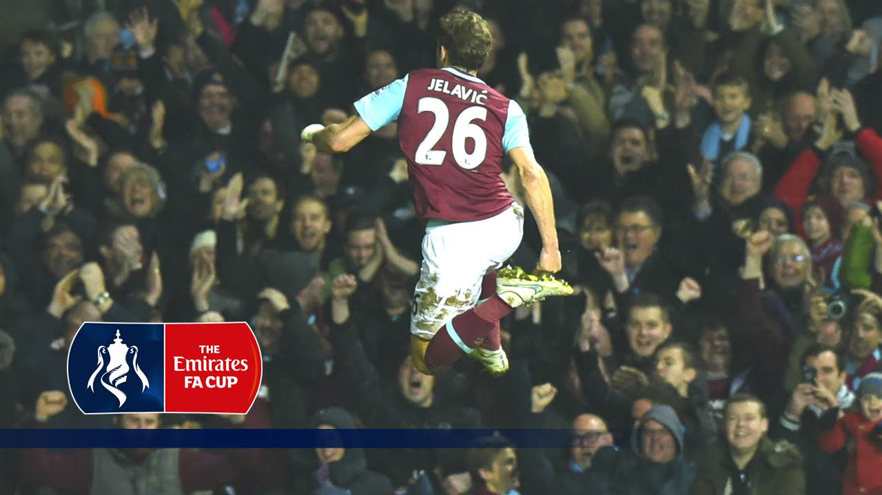 West Ham 1-0 Wolves - Emirates FA Cup 2015/16 (R3) | Goals & Highlights