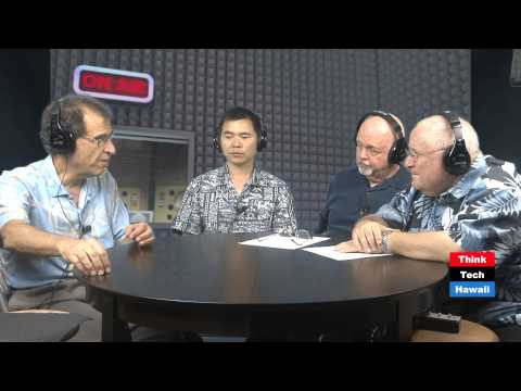The China Hawaii Lawyer Exchange Program with Roger Epstein, Mark Shklov and Kingward Gan