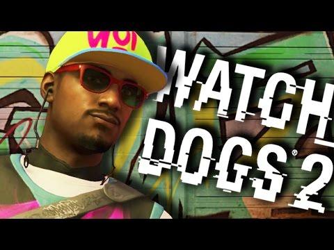 O MALUCO MAIS FOLGADO! - Watch Dogs 2