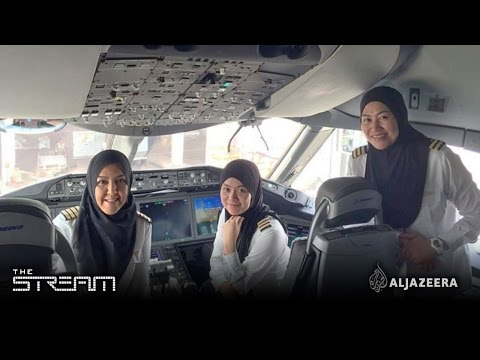 The Stream - Meet the 5 percent: Women pilots