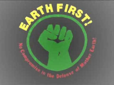 Everglades Earth First Action on the Radio