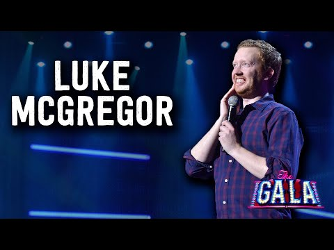 Luke McGregor - 2017 Melbourne International Comedy Festival Gala