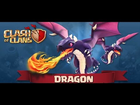 How to Dragloon at TH8 in Clash of Clans