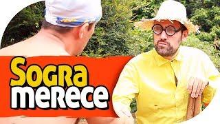 SOGRA MERECE - PIADA DE GÊNIO - PARAFUSO SOLTO