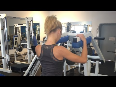 Shoulders Combination by Marine