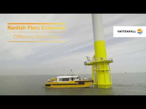 Kentish Flats Extension Offshore Wind Farm